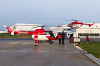 DRF - Deutsche Rettungsflugwacht MBB Bo105CBS-4 Karlsruhe/Baden-Baden - (EDSB / FKB), Germany D-HAMB cn:S-205 ������ 27, 2014  Igor Bubin
