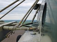 Ukraine - Air Force Mil Mi-8MT In Flight, Ukraine 69 BLUE cn:95198 ��� 17, 2014  Jenyk