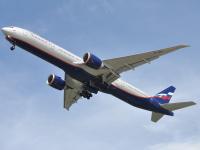 Aeroflot Boeing 777-3M0ER Phuket Intl - Phuket - (VTSP / HKT), Thailand VP-BGF cn:41686 ������� 8, 2014  Maxim Golbraykht