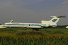 Zapolyarye Airlines Tupolev Tu-154M Domodedovo - Moscow - (UUDD / DME), Russia RA-85704 cn:91A879 Сентябрь 4, 2014  Dmitry Petrochenko