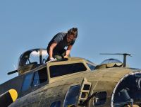 Untitled Boeing B-17G Flying Fortress