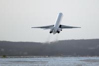 DART McDonnell Douglas MD-83 (DC-9-83) Osnova - Kharkov - (UKHH / HRK), Ukraine UR-CJU cn:49631/1596 ������ 11, 2015  Bogdan Skotnikov