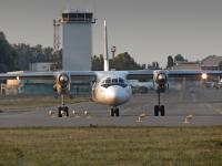 Air URGA Antonov An-24RV Zhulyany - Kiev - (UKKK / IEV), Ukraine UR-ELK cn:102-03 ������ 3, 2012  Mostitsky Vladimir
