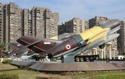 Egypt - Air Force Mikoyan-Gurevich MiG-17 Off Airport - Cairo, Egypt 2961 cn: ������� 22, 2015  Petr Nesmerak
