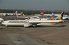Singapore Airlines Boeing 777-312ER Manchester - (EGCC / MAN), UK 9V-SWK cn:34576/644 Март 10, 2015  Flo Weiss