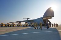 USA - Air Force Lockheed C-5M Super Galaxy Borispol - Kiev - (UKBB / KBP), Ukraine 86-0020 cn:500-0106 ���� 25, 2015  Dmitry Sidorov