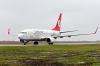 Turkish Airlines Boeing 737-752 Dnepropetrovsk - (UKDD / DNK), Ukraine TC-JKK cn:34298/1812 ���� 29, 2015  Pavel Kapustin