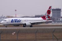 UTair Ukraine Boeing 737-8Q8 Borispol - Kiev - (UKBB / KBP), Ukraine UR-UTP cn:28226/77 ���� 28, 2015  Vladyslav Kysliakov