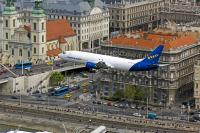 Farnair Europe Boeing 737-43Q Off airport - Budapest, Hungary HA-FAU cn:(CN 28494/2839) ��� 1, 2015  Vasyl Mytrovych