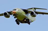 Antonov Design Bureau Antonov An-178 Gostomel (Antonov) - Kiev - (UKKM / GML), Ukraine UR-EXP cn:001 ��� 16, 2015  Vasiliy Koba