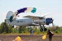 Untitled Antonov An-2 Chaika - Kiev - (UKKJ), Ukraine UR-KAU cn:1G236-24 ��� 16, 2015  Hunter