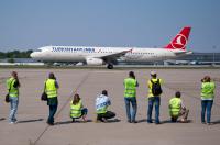 Turkish Airlines Airbus A321-231 Borispol - Kiev - (UKBB / KBP), Ukraine TC-JRY cn:5083 ��� 20, 2015  Vasiliy Koba