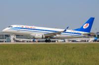 Belavia Embraer 170-200LR 175LR Borispol - Kiev - (UKBB / KBP), Ukraine EW-340PO cn:17000350 ��� 20, 2015  Vitaliy Trubnikov