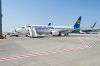 Ukraine International Airlines Boeing 737-8HX Borispol - Kiev - (UKBB / KBP), Ukraine UR-PSA cn:29658/2970 Май 20, 2015  Andriy Zukhar