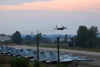 Ukraine - Air Force Mikoyan-Gurevich MiG-29UB (9-51) Ivano-Frankovsk - (UKLI / IFO), Ukraine 30 WHITE cn:50903024147  2015  Sergey Smolentsev