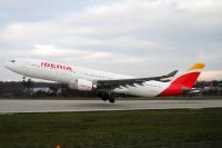 Iberia Airbus A330-302 Danylo Halytskyi - Lviv - (UKLL / LWO), Ukraine EC-LZX cn:1507 ������ 24, 2015  Taras Ilkiv
