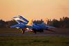 Ukraine - Air Force Mikoyan-Gurevich MiG-29MU1 Vasilkov - (UKKW), Ukraine 11 BLUE cn: ������ 2016  Sergey Smolentsev
