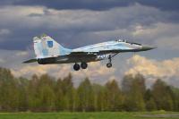 Ukraine - Air Force Mikoyan-Gurevich MiG-29 (9-13) Vasilkov - (UKKW), Ukraine 20 BLUE cn:2960728165 ������ 24, 2012  Oleg V. Belyakov