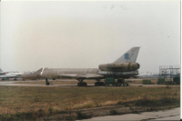 Ukraine - Air Force Tupolev Tu-22U Nezhin - (UKRN), Ukraine  cn:    Dimon Shwec