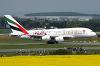 Emirates Airbus A380-861 Ruzyne - Prague - (LKPR / PRG), Czech Republic A6-EES cn:140 ��� 10, 2016  Petr Beran