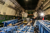 Antonov Design Bureau Antonov An-225 Mriya Gostomel (Antonov) - Kiev - (UKKM / GML), Ukraine UR-82060 cn:19530503763 ��� 24, 2016  Tim Kondratenko