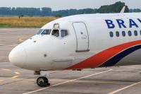 Bravo Airways McDonnell Douglas MD-83 Gavrishevka - Vinnitsa - (UKWW / VIN), Ukraine UR-COB cn:53187/2118 ���� 22, 2016  Vitaliy Trubnikov