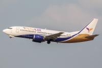 YanAir Boeing 737-301 Gavrishevka - Vinnitsa - (UKWW / VIN), Ukraine UR-COG cn:23937/1587 ���� 22, 2016  Vitaliy Trubnikov