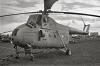 USSR - Air Force Mil Mi-4 Khodynka - Moscow, Russia  cn: ������ 1993  Vladimir Vorobyov