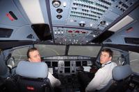 Aeroflot - Russian Airlines Airbus A320-214 Tsentralny - Omsk - (UNOO / OMS), Russia VP-BNT cn:5614 ���� 17, 2016  Maxim Golbraykht