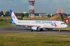 Ural Airlines Airbus A321-231 Tsentralny - Omsk - (UNOO / OMS), Russia VP-BBH cn:2862 ���� 17, 2016  Maxim Golbraykht