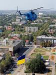 Ukraine - Navy Mil Mi-14PL In Flight, Ukraine 37 YELLOW cn:78461 �������� 10, 2016  Jenyk