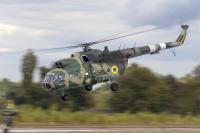 Ukraine - Army Mil Mi-8MSB-V Vasilkov - (UKKW), Ukraine 75 cn: �������� 23, 2016  Vitaliy Nesenyuk