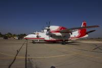 Ukraine - Emergency Service Antonov An-32P Hatzor AB - Haztor - (LLHS), Israel 31 BLACK cn:36-08 Ноябрь 26, 2016  Igor Bubin