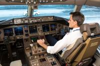 Austrian Airlines Boeing 777-2Q8(ER) Borispol - Kiev - (UKBB / KBP), Ukraine OE-LPE cn:27607/135 Декабрь 7, 2016  Tim Kondratenko