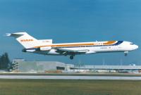 Viasa Boeing 727-256(Adv) Miami Intl - Miami - (KMIA / MIA), USA YV-129C cn:20599 Январь 4, 1996  Torsten Maiwald