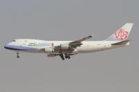 China Airlines Cargo Boeing 747-409F(SCD) World Central Intl - Dubai - (OMDW / DWC), United Arab Emirates B-18719 cn:33739 / 1355 Декабрь 8, 2016  Dmitry Petrochenko