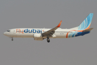 Flydubai Boeing 737-8KN World Central Intl - Dubai - (OMDW / DWC), United Arab Emirates A6-FEC cn:40256/4243 Декабрь 8, 2016  Dmitry Petrochenko