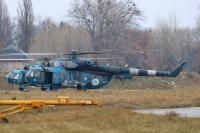 Ukraine - Air Force Mi-8T Vasilkov - (UKKW), Ukraine 41 cn: Ноябрь 23, 2016  Sergey Smolentsev