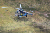 Ukraine - Army Mil Mi-8MTV In Flight, Ukraine 85 RED cn:94546 Июль 2016  Sergey Smolentsev