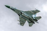 Ukraine - Air Force Sukhoi Su-27 Off-Airport, Ukraine 06 BLUE cn:36911011910  2016  Vladimir Vorobyov