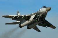 Ukraine - Air Force Mikoyan-Gurevich MiG-29MU1 Danylo Halytskyi - Lviv - (UKLL / LWO), Ukraine 01 WHITE cn:  2016  Yura Tanchyn