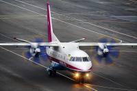 Motor Sich Airlines Antonov An-140 Zhulyany - Kiev - (UKKK / IEV), Ukraine UR-14005 cn:36525305021 Октябрь 7, 2016  Oleg V. Belyakov