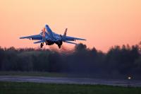 Ukraine - Air Force Mikoyan-Gurevich MiG-29 (9-13) Vasilkov - (UKKW), Ukraine 35 WHITE cn:28171 Апрель 2016  Sergey Smolentsev