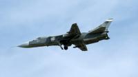 Ukraine - Air Force Sukhoi Su-24M Vyshkiv - Lutsk, Ukraine 22 WHITE cn:0715347 Май 19, 2016  Bogdan Shkliarskiy