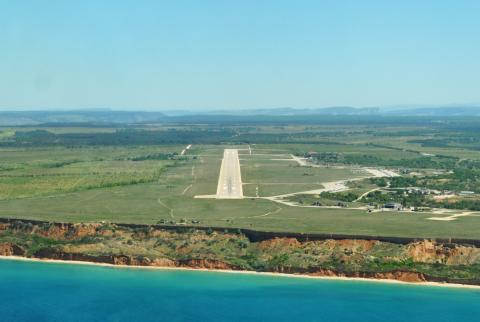 Airport Airport Belbek - Sevastopol - (UKFB / UKS), Ukraine  cn: Май 10, 2013  jetlushik