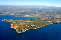 Airport Airport Khersones - Sevastopol (UKFH), Ukraine  cn: Май 10, 2013  jetlushik
