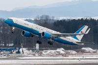 USA - Air Force Boeing C-32A Zurich - (LSZH / ZRH), Switzerland 99-0003 cn:29027/824 Январь 18, 2017  Vladimir Mikitarenko