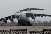 Volare Aircompany Ilyushin Il-76TD Nikolayev - (UKON / NLV), Ukraine UR-76636 cn:0053459781 Март 14, 2017  Jenyk