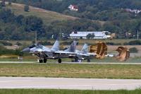 Slovakia - Air Force Mikoyan-Gurevich MiG-29S Fulcrum Sliac - (LZSL / SLD), Slovakia 3709 cn:32037 Август 28, 2016  Vasyl Mytrovych
