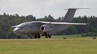 Antonov Design Bureau Antonov An-178 Schonefeld - Berlin - (EDDB / SXF), Germany UR-EXP cn:001 Июнь 3, 2016  Vladyslav Kysliakov